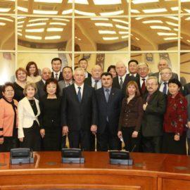 Изменения в составе Совета национальностей при Главе Республики Бурятия