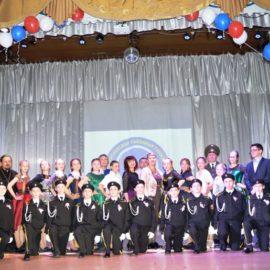 Школьники из Турунтаево стали кадетами