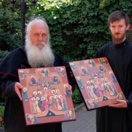 Творческий путь юного художника, ставшего единственным древлеправославным иконописцем Бурятии