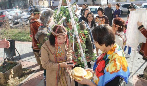 В Улан-Удэ прошел эвенкийский праздник «Заповеди моей земли»