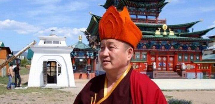 В Бурятии отмечают 25-летие интронизации главы буддистов России