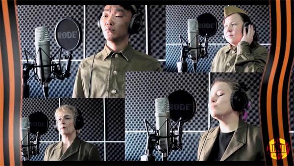 23 апреля на всех интернет-платформах района прошла премьера видеоклипа на музыкальную пьесу «Абрикосовое дерево»