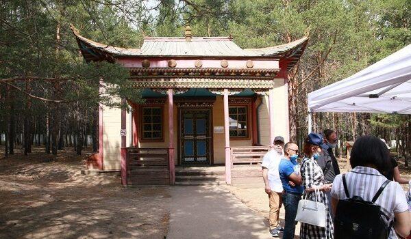 В музее в Улан-Удэ откроют дуган и церковь для посещения