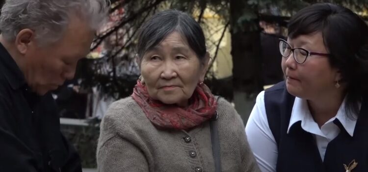 Проект Арюны Раднаевой на телеканале «ТИВИКОМ».