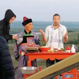 Итальянцу из телешоу НТВ понравились буузы из баранины