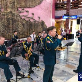 Проводится III Сибирский фестиваль детской патриотической песни «Офицеры России»
