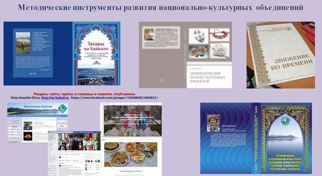 Ресурсный центр в сфере межнациональных отношений  Дома дружбы народов Бурятии