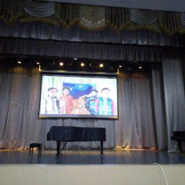 В Улан-Удэ прошёл международный конкурс чтецов