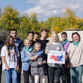 Юные гости из Новосибирска познакомились с бурятской культурой