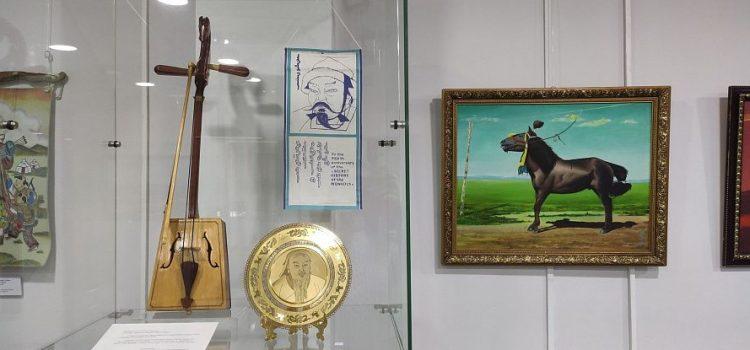 В Музее истории Бурятии откроется выставка «100 лет дружбы»
