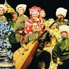 Президентский фонд культурных инициатив рассмотрит заявки об этнокультурном многообразии России
