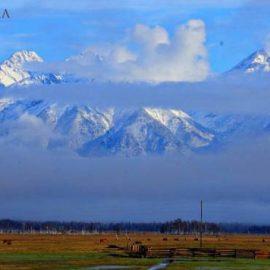 Ещё два села из Бурятии признают самыми красивыми в России