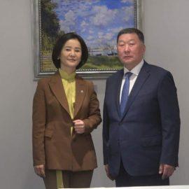Бурятия и Монголия планируют развивать новые торгово-экономические направления