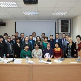 В Иркутске отпраздновали 25-летний юбилей Центра бурятской культуры
