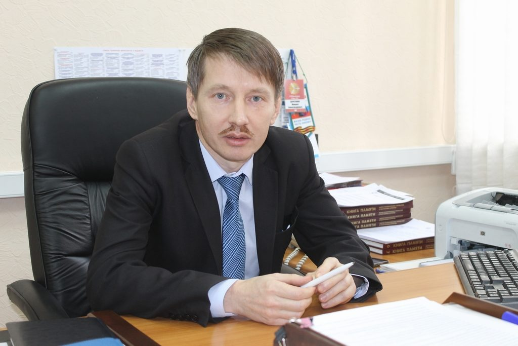 Михаил Харитонов. Фото: Василий Тараруев, UlanMedia