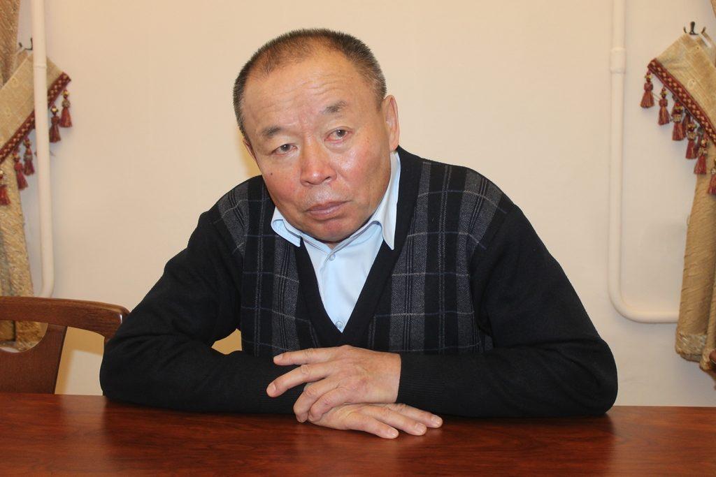 Цыденжап Батуев. Фото: Василий Тараруев, UlanMedia