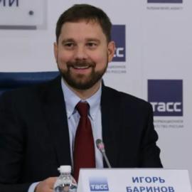 Игорь Баринов поздравил россиян с Днем народного единства