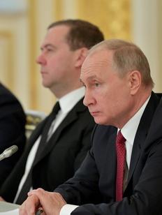 В. Путин предложил наделять новым статусом НКО, успешно реализовавшие проекты