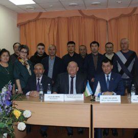 Встреча Генерального консула Узбекистана с активом РОО  «Узбекское землячество «Турон».